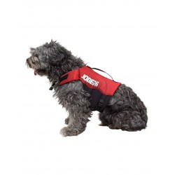 Giubbotto salvagente per cane JOBE PET VEST RED