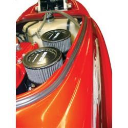 Guarnizione cofano motore Superjet e Polaris Octane