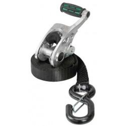 Kit 2 Cinghie a cricchetto Titan Max Grip