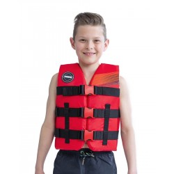 Giubbotto salvagente bimbo Jobe Vest Youth Nylon Red