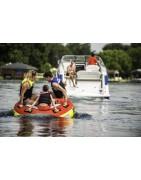 Giochi gonfiabili da traino,  giochi d'acqua trainabili Jobe Sports